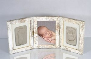 Baby stamp 3d