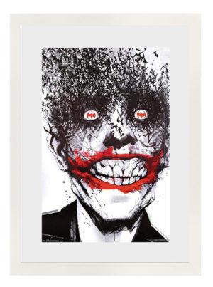 Plakat Creepy Joker